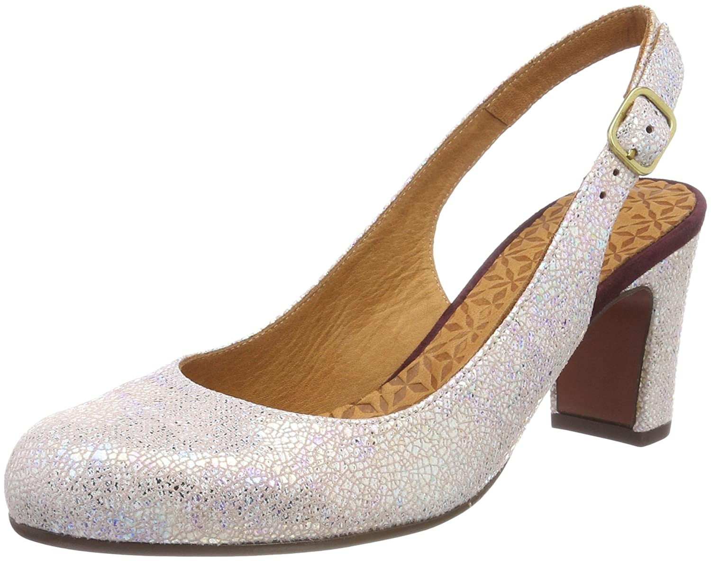 TALLA 6 UK. Chie Mihara Jelly, Zapatos con Tira de Tobillo para Mujer
