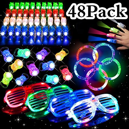 Festive & Party Supplies Glow Party Supplies 2018 New Rose Flower Led Flashing Finger Ring Kids Boy Girl Light Up Finger Light Jewelry Gift Halloween Glow Party Supplies