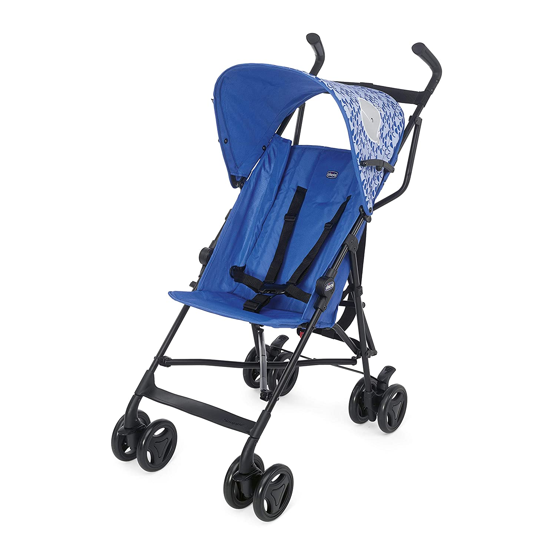 Chicco 08079558350000 Buggy Snappy ballenas azules