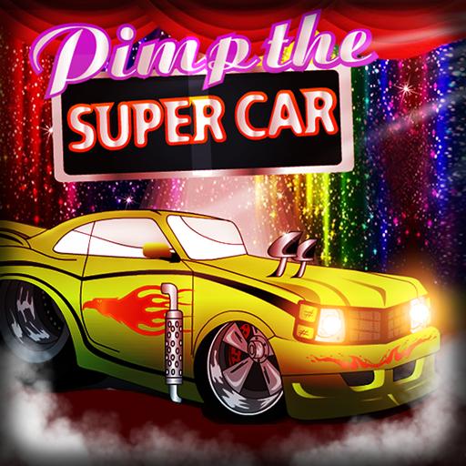 Pimp The Super Car (Fun Gams)