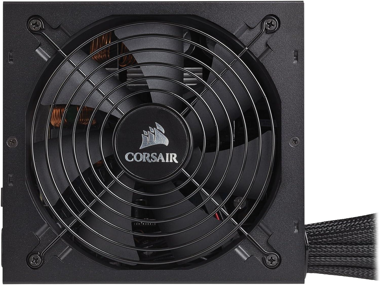 CORSAIR VS Series Renewed Non-Modular Power Supply 80+ White Certified VS650 650 Watt