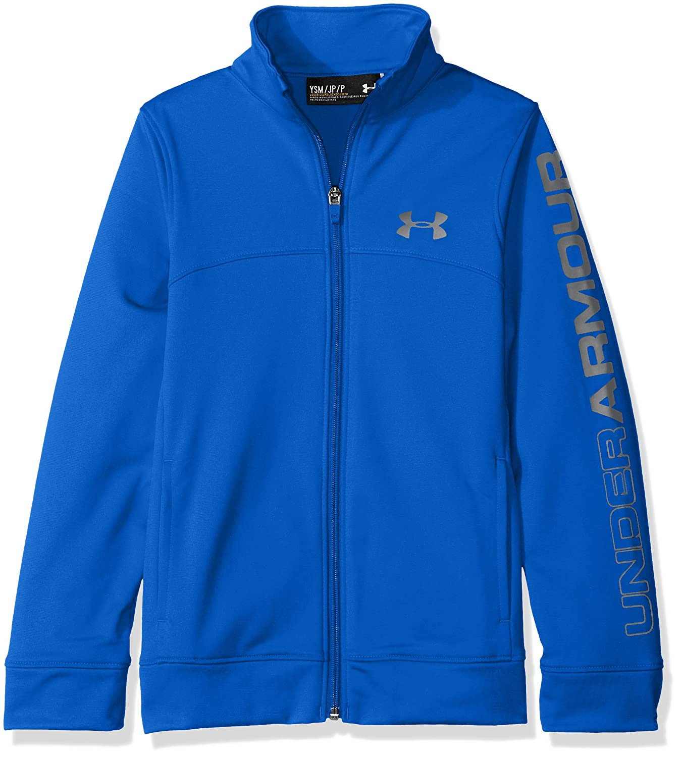 Under Armour Boys' Pennant Warm Up Jacket Under Armour Apparel 1281069