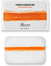 Baxter of California Vitamin Cleansing Bar, Citrus/Herbal Musk, 7 Oz
