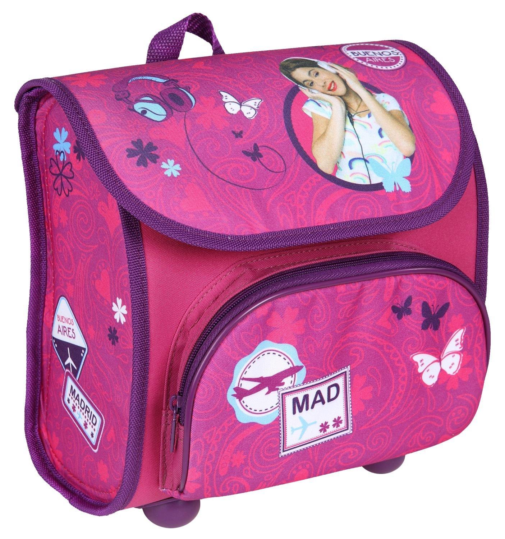Undercover VIAE7853 Kinderhandtasche Disney Violetta, ca. 32 x 29 x 8 cm