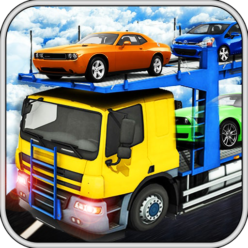 Pulling Animal (Cargo Car Transport Truck & Parking Simulator 2017 3d Free)
