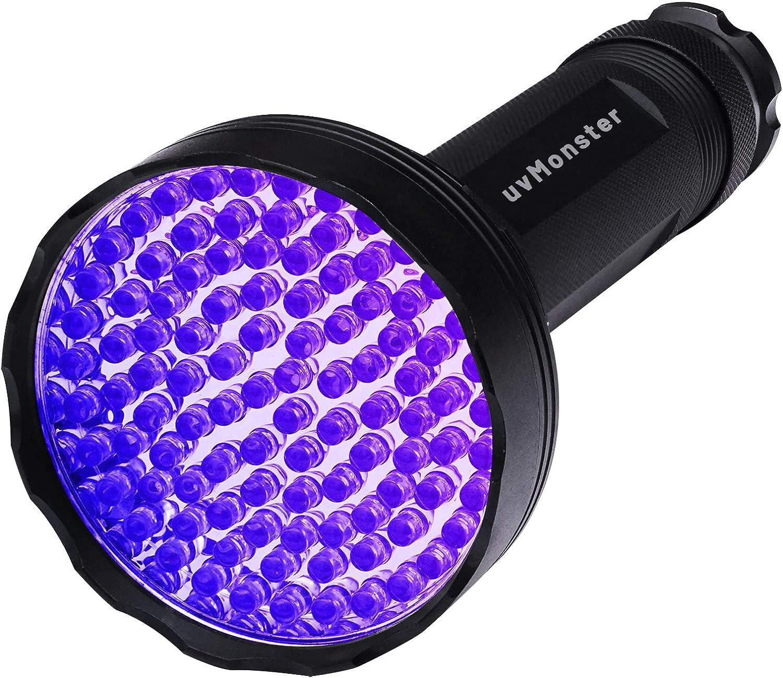 Vansky Pets lumière noire 12Led Lights chiens//chats urine 12 DEL Uv Torch