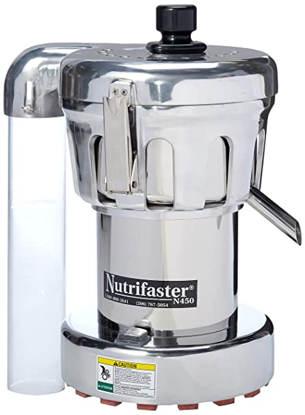 Amazon Com Nutrifaster N450 Multi Purpose Juicer Electric