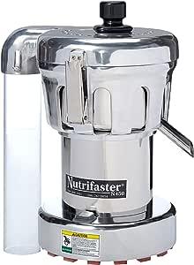 Nutrifaster N450 Multi Purpose Juicer | Polished Aluminum