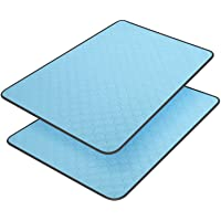 """Washable Pee Pads for Dogs, Pee Pads Waterproof Potty Training Pad for Dogs, 90 x 60cm/35""""x24"""", Rusableable Pee Pads Non…"""