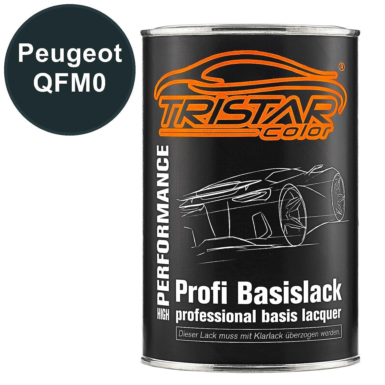 TristarColor Auto de Laca Lata spritzfertig Peugeot qfm0 Vert Polo ...