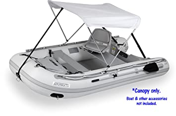 Sun and Rain Canopy for Inflatable Boats by Sea Eagle Boats  sc 1 st  Amazon.com : boat sun canopy - memphite.com