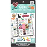 The Happy Planner Sticker Value Pack - Scrapbooking Supplies - Memory Keeping Theme - Multi-Color - Great for Projects, Scrapbooks & Albums - 30 Sheets, 432 Stickers Total