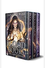 Blood Books: The Complete Series Kindle Edition