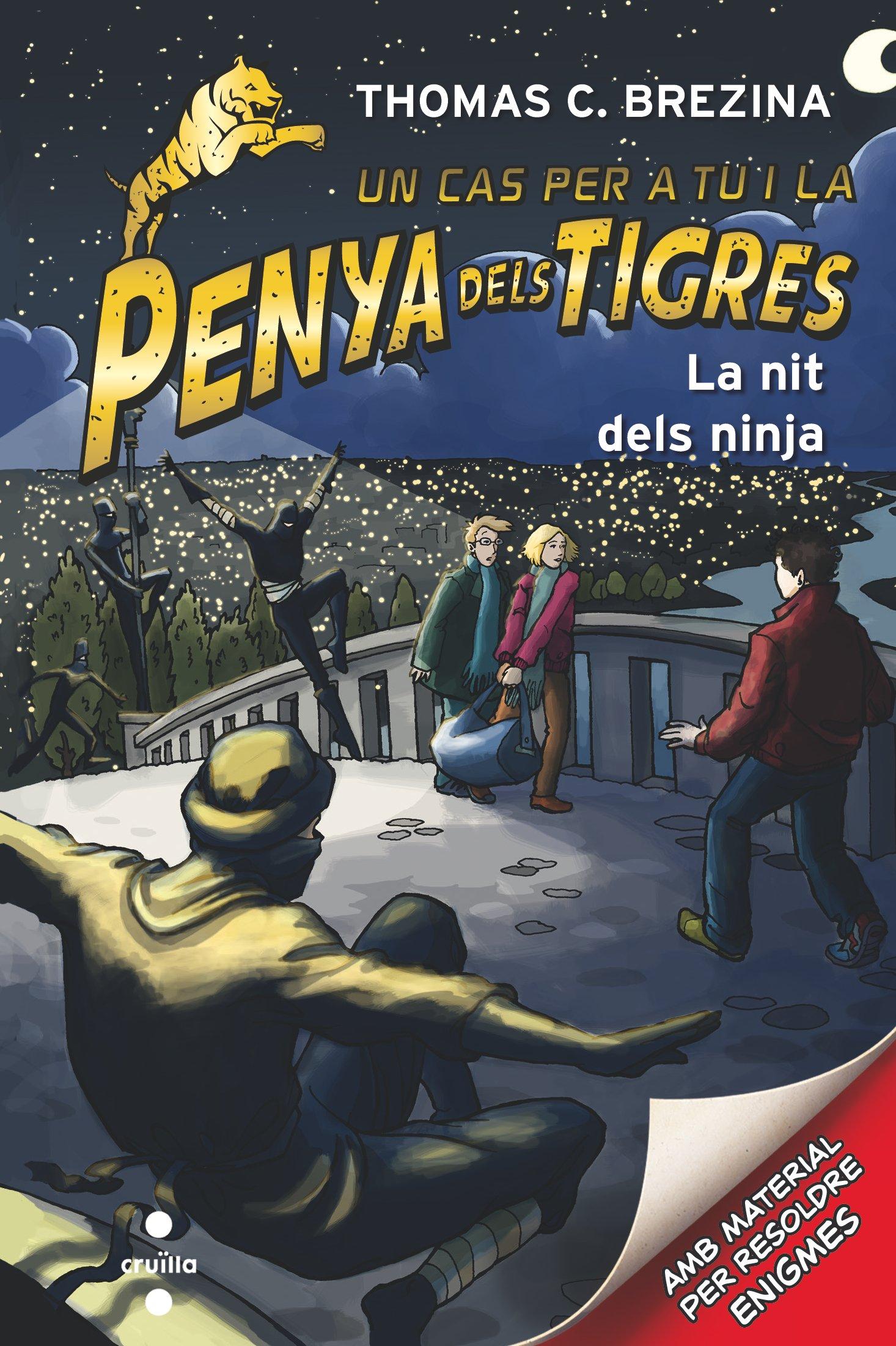 La nit dels ninja: 9788466144780: Amazon.com: Books