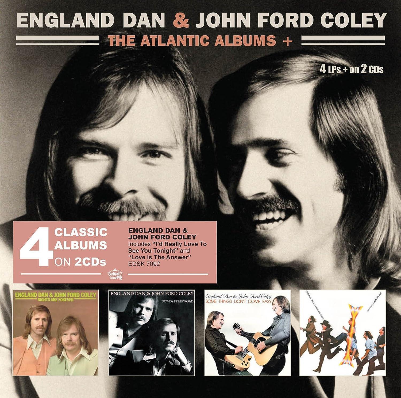 England dan john ford coley the atlantic big tree recordings england dan john ford coley amazon com music