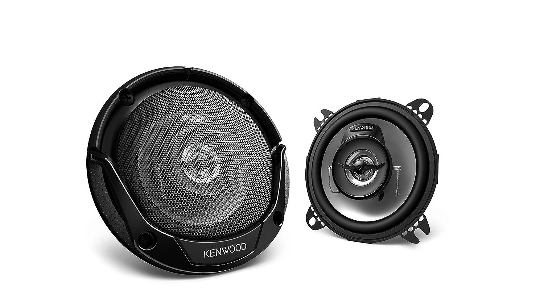 210 Watt Spitzenbelastbarkeit Kenwood KFC-E1065 100mm 2-Wege-Lautsprecher