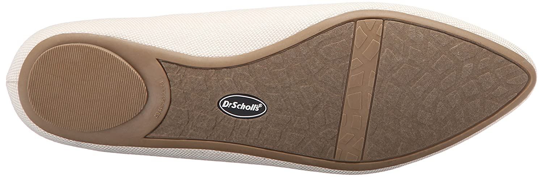 Dr. Scholl's Women's Really Flat B0170NH0ZC 8.5 B(M) US|Smoke Beach Bag