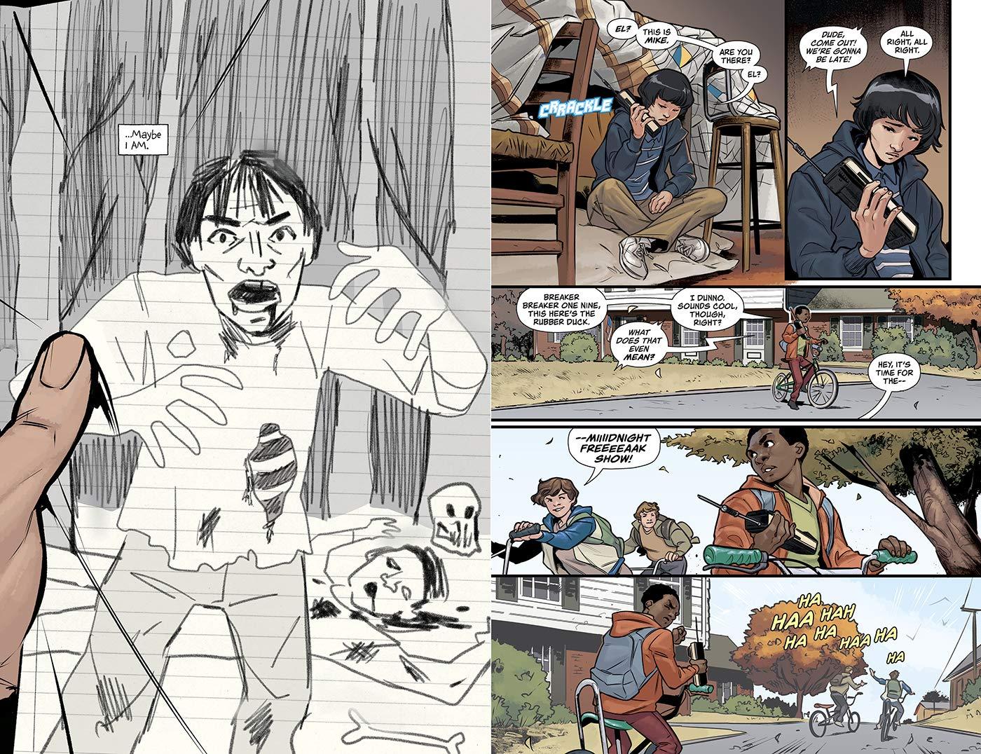 Stranger Things. Zombie Boys: Amazon.es: Pak, Greg, Pak, Greg ...