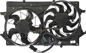 Dorman 621-303 Engine Cooling Fan Assembly for Select Ford Models