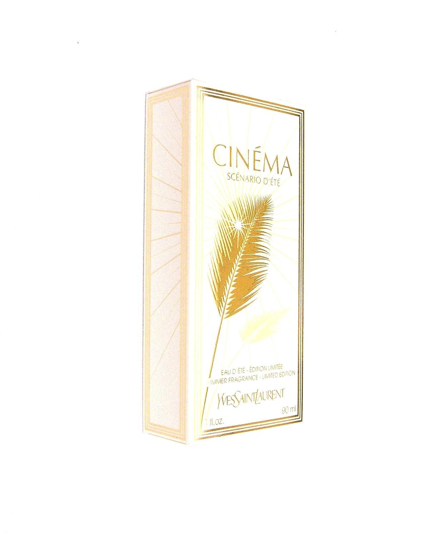 Yves Saint Laurent Ysl Cinema Summer Fragrance 90ml 3 Floz Eau De