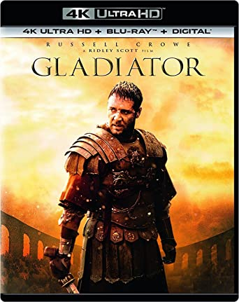 Amazon.com: Gladiator [4K UHD + Blu-ray]: Russell Crowe ...