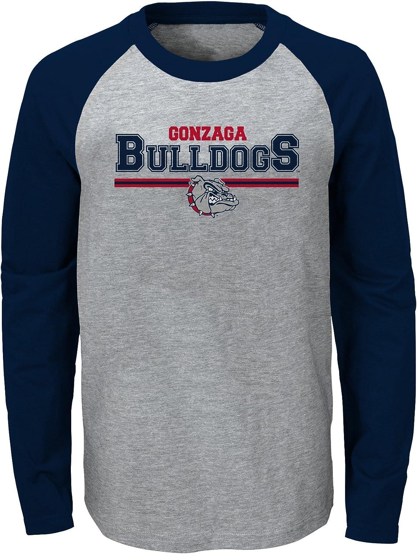 Outerstuff NCAA Boys Field Line Long Sleeve Tee
