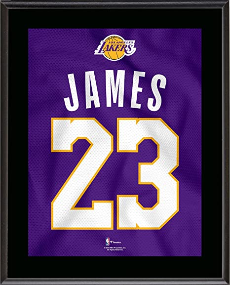 online store 4beed 80771 new zealand james sample 23 jersey nba a9f08 82e11