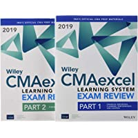 Wiley CMAexcel Learning System Exam Review 2019: Complete Set (2-year access)