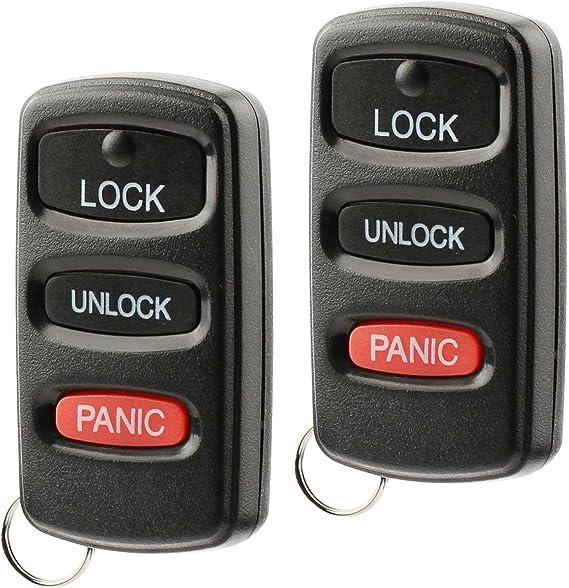 Discount Keyless Entry Remote Control Car Key Fob Clicker For Diamante E4EG8D-522M-A