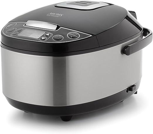Amazon.com: Aroma Housewares arrocera, vaporera de alimentos ...