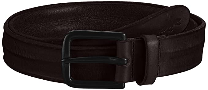 Jack   Jones Vintage - Ceinture Homme - BRICE LEATHER BELT - Marron (Black  Coffee c7512d0e628