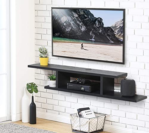 FITUEYES Floating TV Shelf Entertainment Center Wall Mounted Media Console