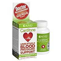 Carditone by RUVED, Unbeatable Blood Pressure Support, Promotes Relief From Cardiovascular...