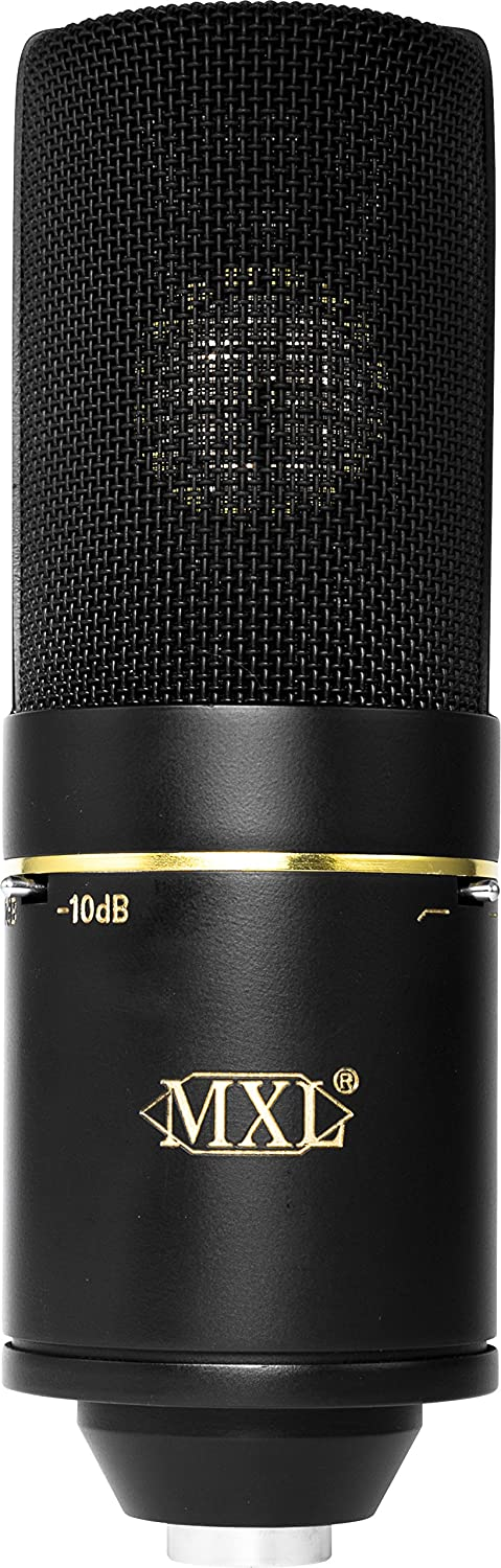 Amazon.com: MXL 770X Multi-Pattern Vocal Condenser Microphone ...