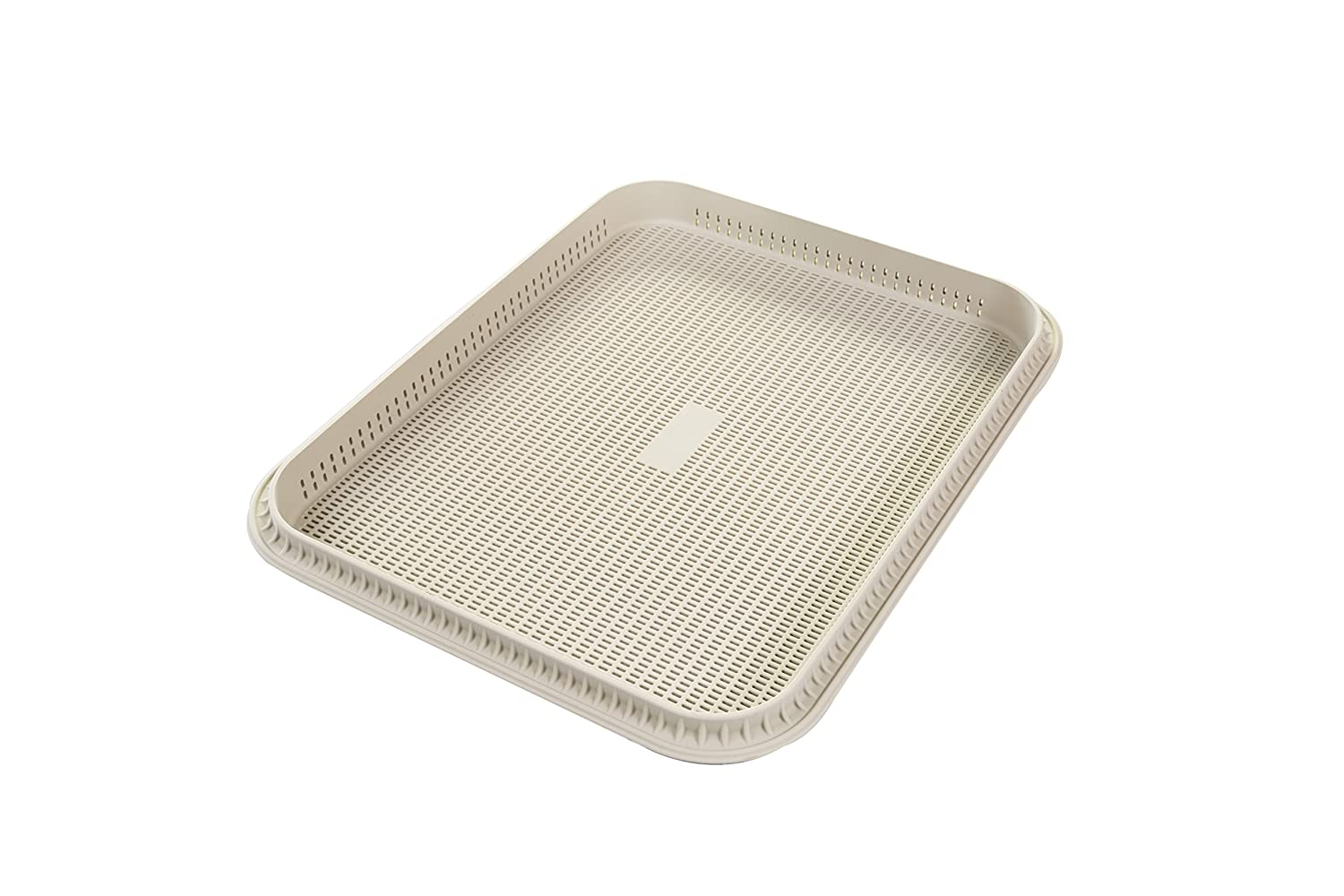 Silikomart Focaccia Bread Silicone Mold, Flexible Rectangular Pan with Perforated Design Circulates Heat and Easily Unmolds, Oven, Microwave, Dishwasher and Freezer Safe, Made in Italy