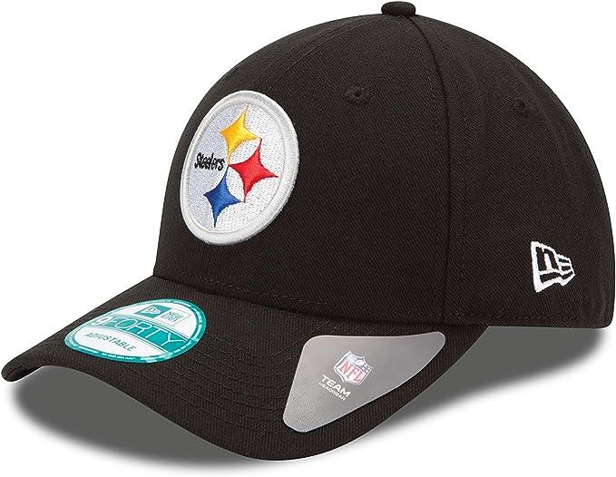 New Era The League Pittsburgh Steelers Team Gorra, Hombre ...