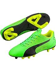 PUMA Men's Adreno Iii Fg Gg, Green, Football Boots