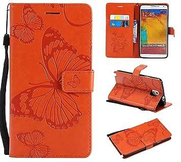 Bear Village Funda para Galaxy Note 3, Carcasa Galaxy Note 3 ...
