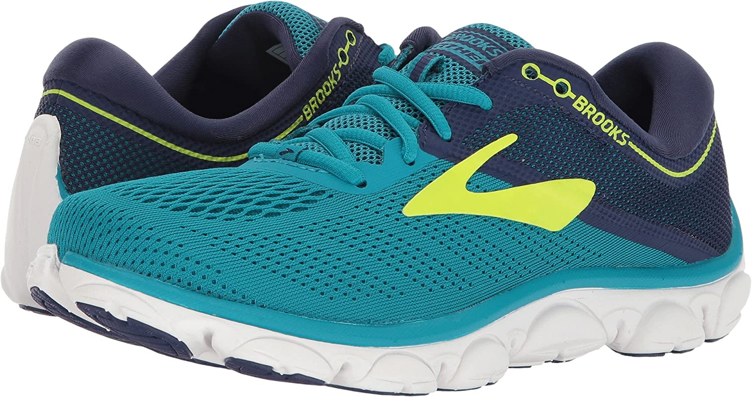 Brooks Womens Anthem B071J3N2C1 9.5 M US|Blue/Navy/Lime