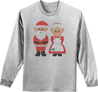 TooLoud Merry Christmas /& Happy New Year Adult Dark Sweatshirt