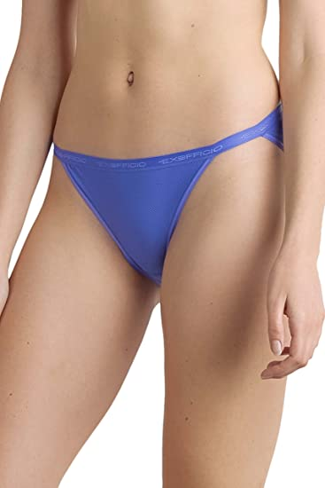 ad66d961a Image Unavailable. Image not available for. Color  ExOfficio Women s Give-N-Go  Sport String Bikini Underwear