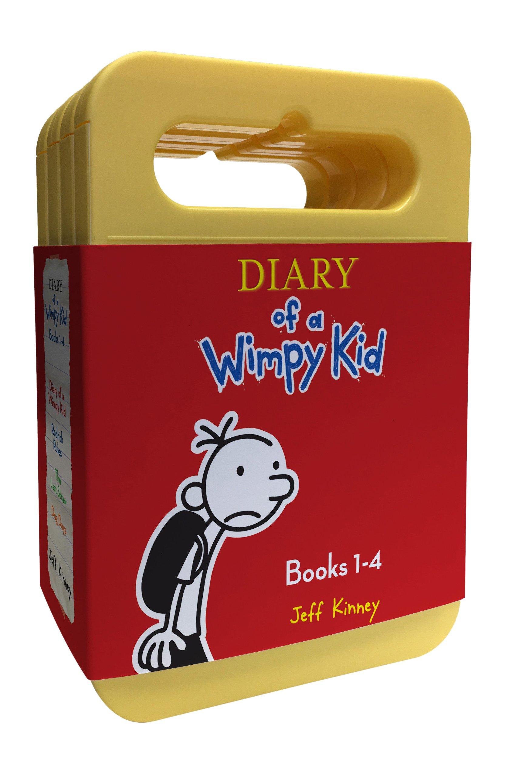 Diary Wimpy Kid Boxed Set