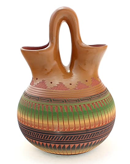 Amazon Native American Wedding Vase By Susie Charlie Home