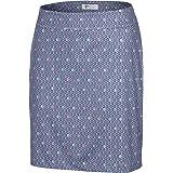 GREG NORMAN Hexagon Pull-on Knit Skort