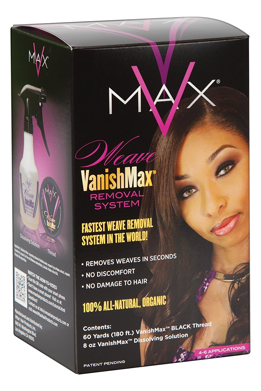 Amazon Hair Weave Thread Removal Kit By Vmax The Fastest Weave