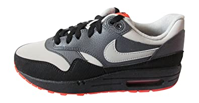 new arrivals 4454e f435b Nike Air Max 1 (Gs) Jeunesse Baskets Enfants 555766 Baskets (UK 5.5 Us