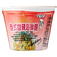 Little Cook Tom Yum Seafood Bowl Noodle, 170 g
