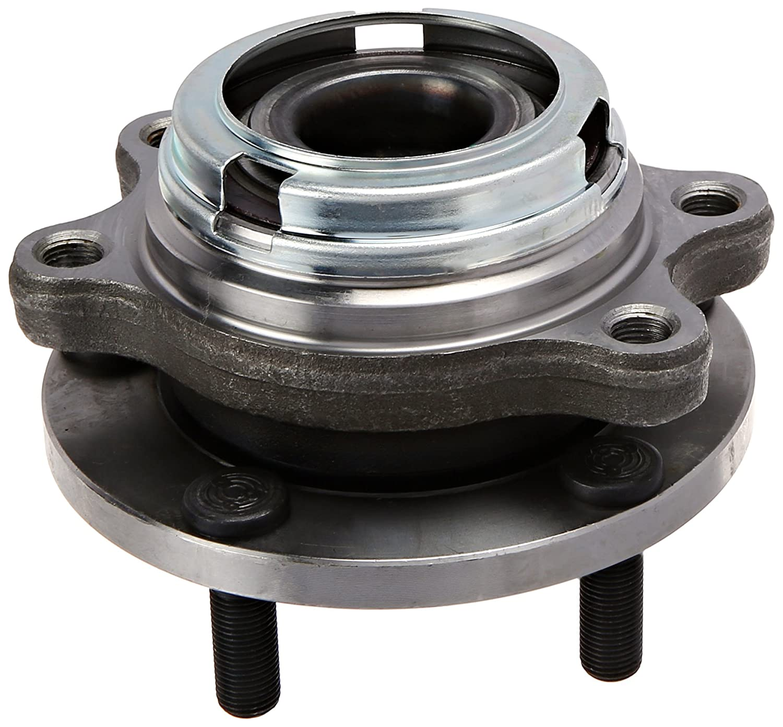 Front wheel hub. Front wheel bearing 4