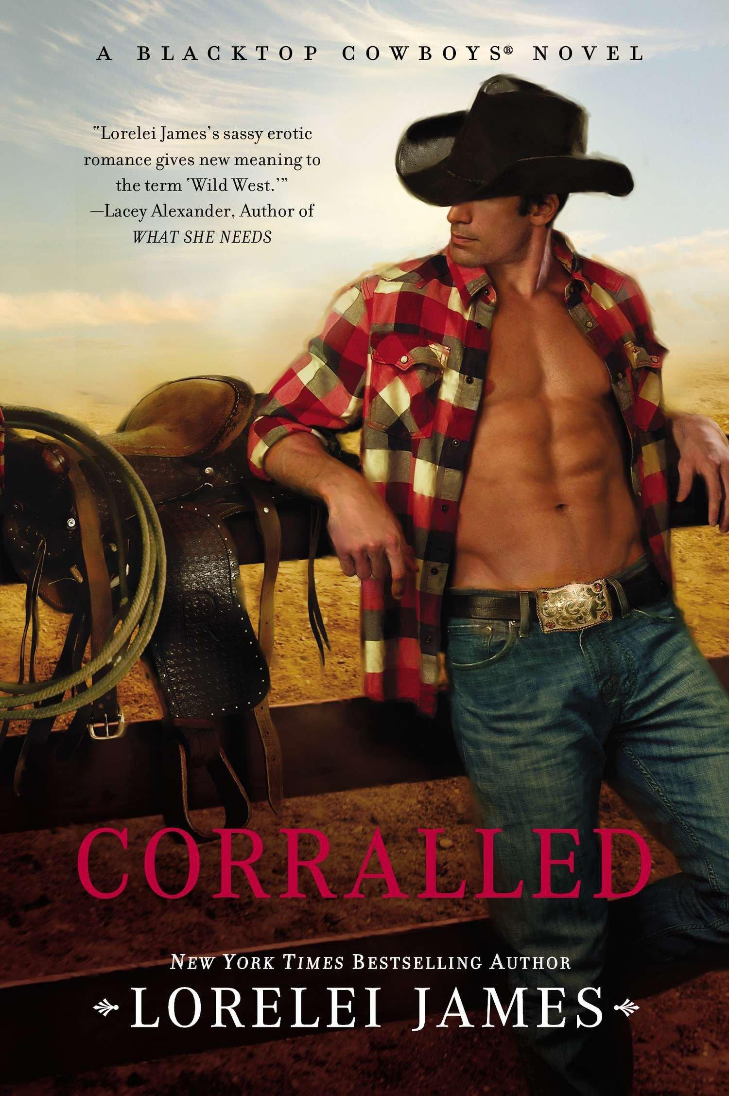 Corralled: A Blacktop Cowboys Novel ebook