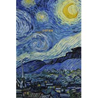 Notes: Van Gogh Starry Night Journal 175-Page Notebook
